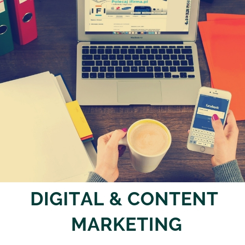 Digital & Content Marketing