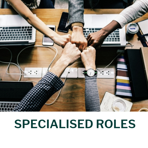 Specialised Roles